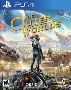 [PS4] The Outer Worlds (русские субтитры)