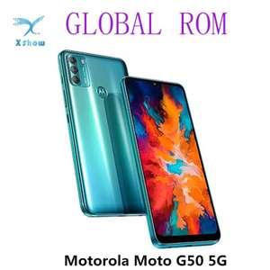 Смартфон Motorola Moto G50 5G (XT2137-2), 8 Гб + 128 Гб