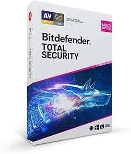 Бесплатно Bitdefender Total Security на 6 месяцев (2 способа)