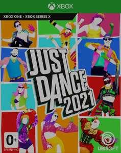 Игра Just Dance 2021 Xbox One/Series X