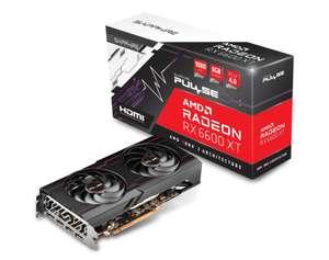 Видеокарта Sapphire Radeon RX 6600 XT 8 ГБ (11309-03-20G)