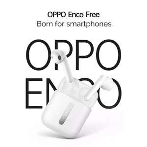 Беспроводные TWS-наушники OPPO ENCO Free