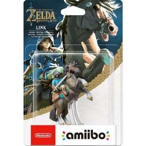 Фигурка Amiibo Link Rider (коллекция The Legend of Zelda)