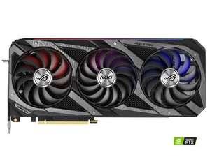 Видеокарта ASUS ROG Strix GeForce RTX 3080 10GB (из США, нет прямой доставки)