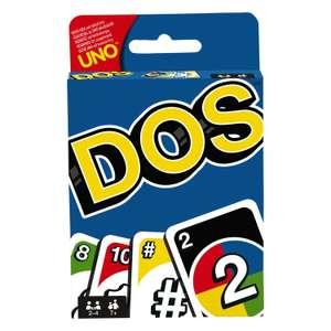 Игра настольная UNO DOS