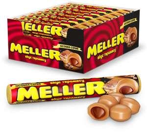[не везде] Ирис Meller Тирамису шоколад, 38 г 24 шт.