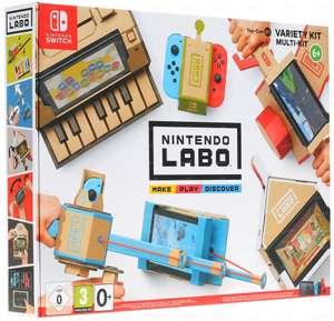 [Switch] Игра Nintendo Labo: набор «Ассорти»
