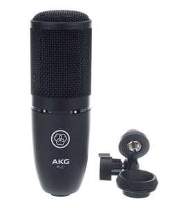 [Тюмень, Саратов, Оренбург и др] Микрофон AKG P120