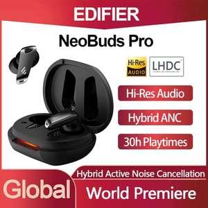TWS стереонаушники EDIFIER NeoBuds Pro с активным шумоподавлением