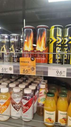 Энергетик Burn