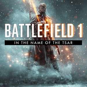 [PC, XBOX, PSN] DLC Battlefield 1: In the Name of the Tsar бесплатно