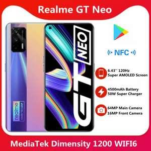 Смартфон Realme GT Neo 5G 8-128Gb