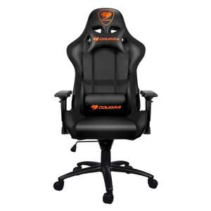 [Мск] Игровое кресло Cougar Armor (Black / Orange)