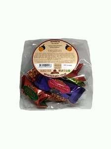 Конфеты ДЕЛИШЕ шоколадное Ассорти (курага, чернослив), 200 гр