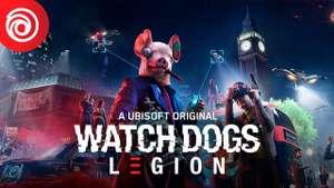 [PC, PS4, PS5] Watch Dogs: Legion - Бесплатные выходные