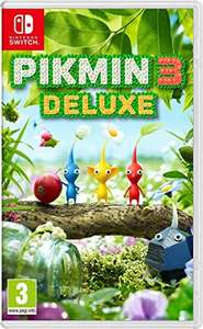 [Switch] Pikmin 3 Deluxe