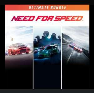 [PS4] Need for Speed: Уникальный набор (3 игры в 1)