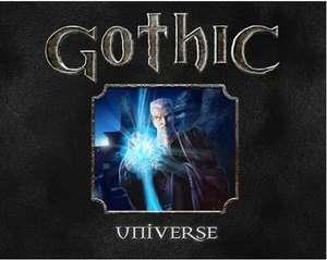 Gothic Universe Edition (PC) (1,2,3 части)