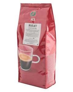 """Кофе в зернах ICS """"BUDJET"""" 1 кг"""