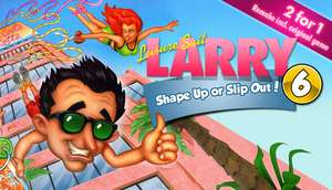 [PC] Leisure Suit Larry 6 - Shape Up Or Slip Out