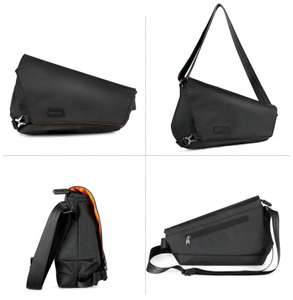 Плечевая сумка Tigernu T-S8097 (черная и бежевая) + другие варианты по ссылке