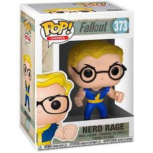 [не везде] Фигурка Funko POP! Vinyl: Games:Fallout S2:Vault Boy(Nerd Rage)