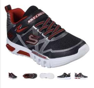 Кроссовки Skechers Flex-Glow для мальчиков