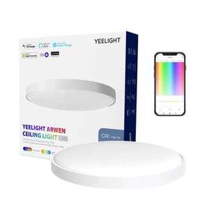 Умный потолочный светильник Yeelight Arwen 2021 LED 550S YLXD013-A на Tmall