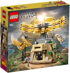 Конструктор LEGO DC Super Heroes 76157 Чудо-женщина против Гепарды