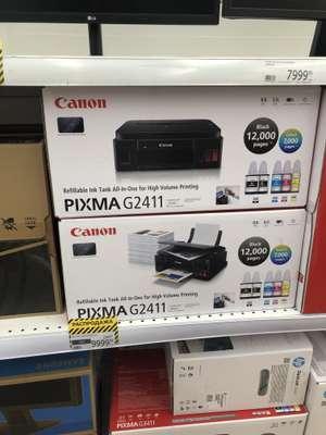 [Тюмень] МФУ Canon Pixma G2411 с СНПЧ