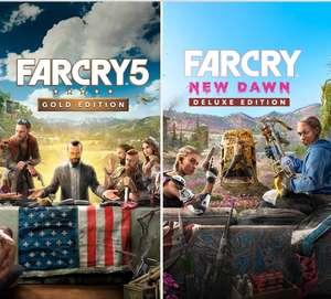 [PS4] Far Cry 5 + Far Cry New Dawn Ultimate Edition + бонус: Far Cry 3 Classic Edition