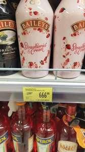 [Оренбур] Ликер Baileys strawberry and cream 0.7L