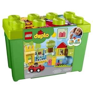 Конструктор LEGO DUPLO Classic 10914 Большая коробка с кубиками
