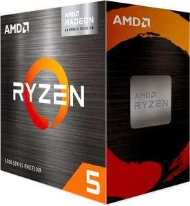 Процессор AMD Ryzen 5 5600G (6/12, Radeon Vega 7, BOX + Cooler)