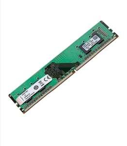 3 шт - оперативная память Kingston ValueRAM 4GB DDR4 2666MHz DIMM 288-pin CL19 KVR26N19S6/4