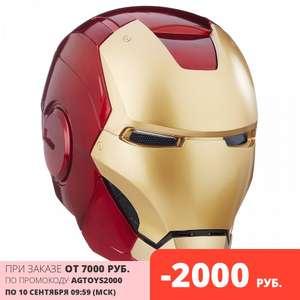 Шлем (реплика) Marvel Legends Iron Man Electronic Helmet B7435