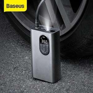 Автомобильный компрессор Baseus