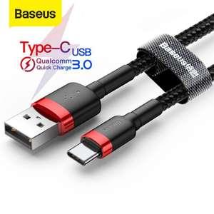 USB to Type C кабель Baseus 0.5м