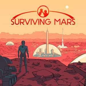 [PC] Бесплатно: Surviving Mars (24 часа)