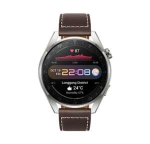 Умные часы HUAWEI WATCH 3 Pro + наушники HUAWEI Freebuds 3 в подарок