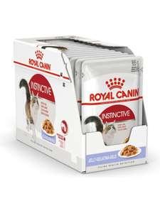 Royal Canin влажный корм для взрослых кошек, здоровье МКБ, в желе 24шт на Tmall