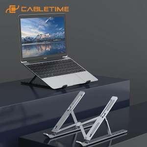 Подставка для ноутбука CABLETIME (цена за версию из пластика) + есть алюминиевая