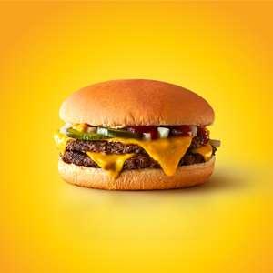 [Не все города] Чизбургер за 39 рублей в приложении «Макдоналдс»