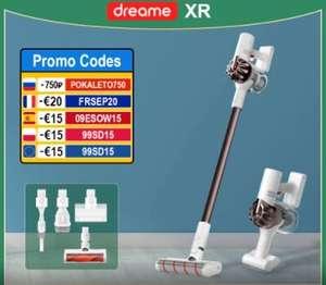 Ручной беспроводной пылесос Dreame XR