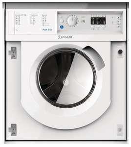 Распродажа стиральных и сушильных машин на Tmall (напр, встраиваемая стиральная машина Indesit BI WMIL 71252 EU и другие в описании)