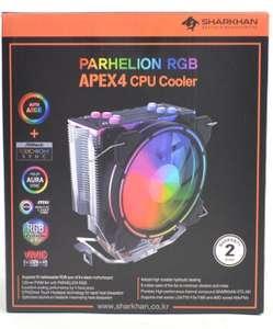 Кулер SHARKHAN CPU Air Cooler APEX4 RGB