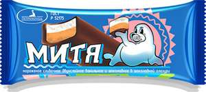 Мороженое Митя, 70г БЗМЖ