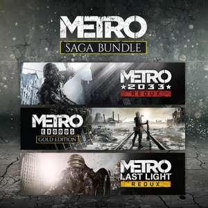 [PC] Metro Saga Bundle (полный комплект)
