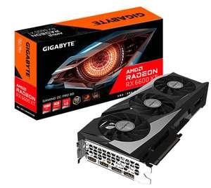 Видеокарта Gigabyte Radeon RX 6600 XT 8 ГБ (GV-R66XTGAMINGOC PRO-8GD)