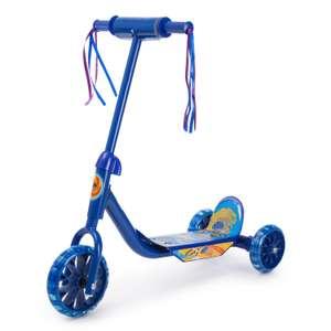Детский мир самокат детский 3-х колёсный